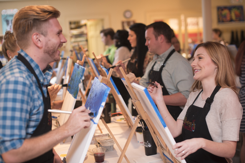 Summer Painting Party