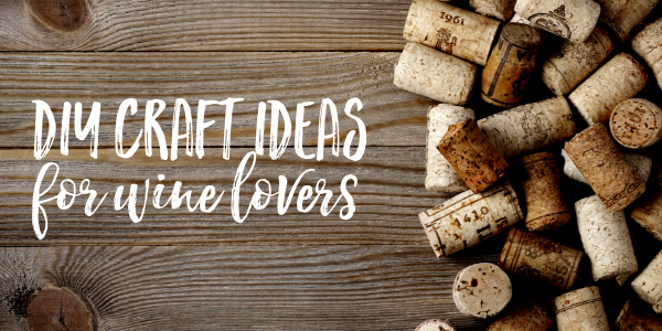 Using wine corks