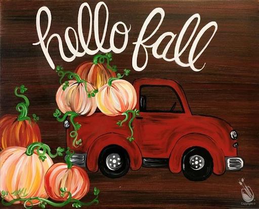 A Pumpkin Pick-Up