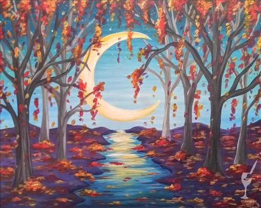 Fall Moonlight